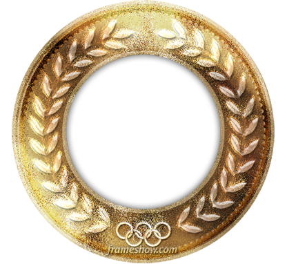 Olympic Games photo frame