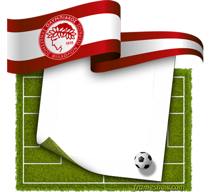 olympiacos photo frame