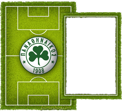 panathinaikos photo frame
