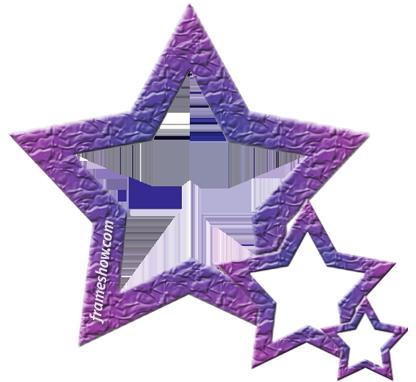 stars photo frame