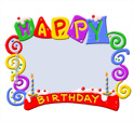 Photo Frame for Birthday: 234