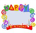Photo Frame for Birthday: 234
