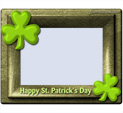 Photo Frame for St. Patrick's Day: 480