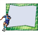 Photo Frame for Soccer: 739
