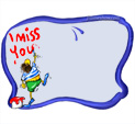 Photo Frame for I Miss You: 1048