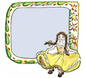 Photo Frame for Cinco de Mayo: 1801