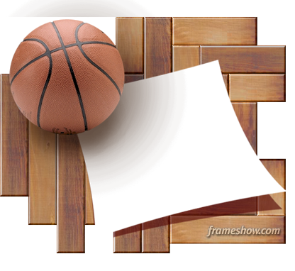 basketball photo frame