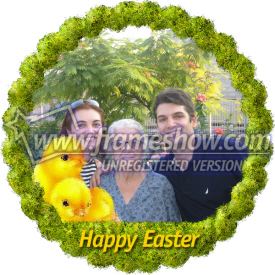 Easter Photo Frame 17