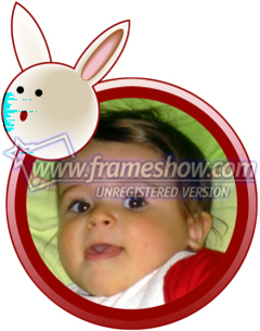Easter Photo Frame 18