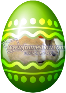Easter Photo Frame 23