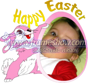 Easter Photo Frame 28