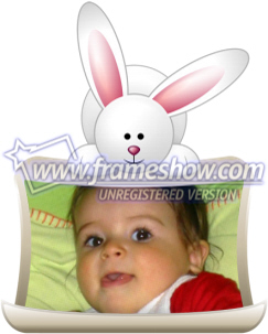 Easter Photo Frame 8